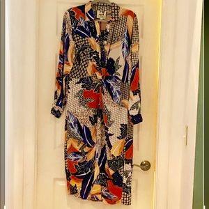 Jaase Size L. Bohemian dress